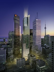 Toronto Vertical City